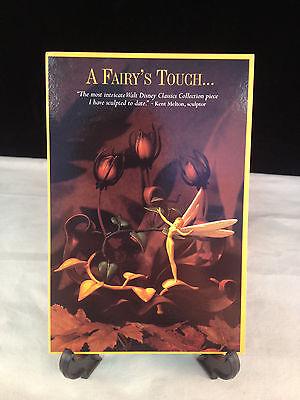 "WDCC Disney Post Card 4"" x 6"" Autumn Fairy Fantasia"