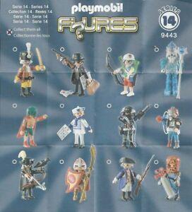 Playmobil-9443-Figuren-Figures-Serie-14-Boys-neuwertig