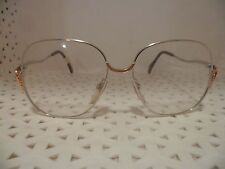 Haute Couture by NEOSTYLE Society 295-996 Vintage 80's Womens Eyeglasses TF13 @