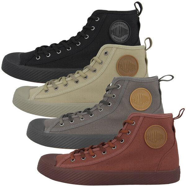 Palladium pallaphoenix Mid Canvas chaussures High Top Turnchaussures Loisirs bottes 75956