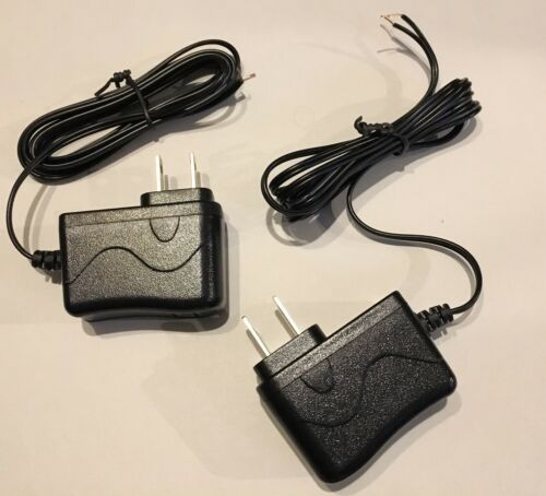 Two 5VDC 1A AC Adapter Power Supplies!!!