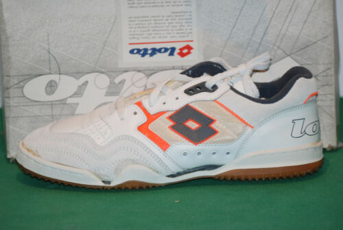 Becker Play Nos Lotto Off Tenis Hi 1991 Vintage Zapatos top fBwpqgxH7