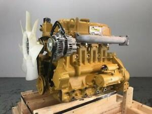 Mitsubishi S4L2 Diesel Engine, 45HP. All Complete and Run Tested.