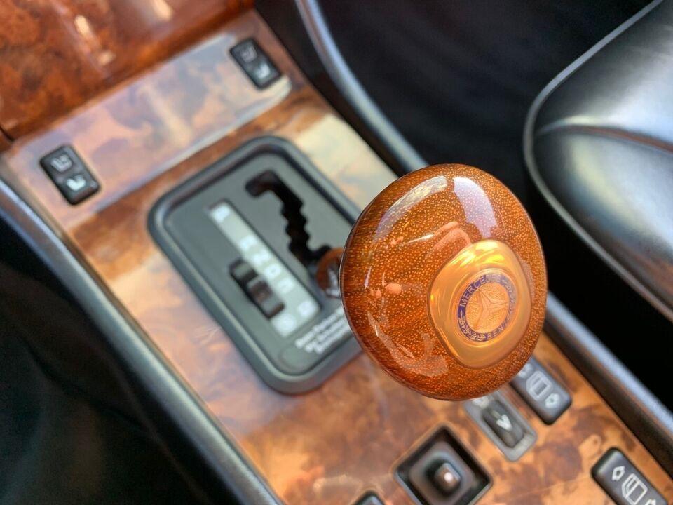Mercedes 300 CE 3,0 aut. Benzin aut. Automatgear modelår