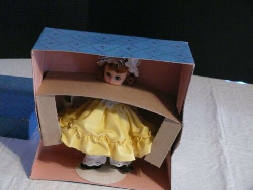 "Madame Alexander Doll ""Curly Locks #421"" Includes Original Box and Stand"