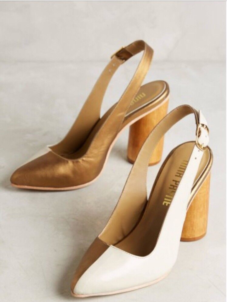 Anthropologie Classic-fit Nina Payne donna Una Heels - High Heels Dimensione 40