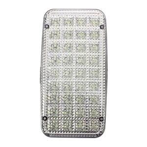 36-LED-Lampara-luz-interior-de-techo-tejado-cupula-de-vehiculo-coche-Blanco-D8L4