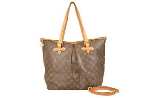 Louis-Vuitton-Monogram-Palermo-GM-Shoulder-Bag-With-Strap-M40146-YF02164