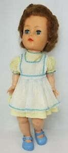 18-034-POLLY-WALKER-DOLL-1960-039-S-CRYER-SLEEPY-EYES-IDEAL-DOLL-VP-17-MOVING-ARMS-LEGS