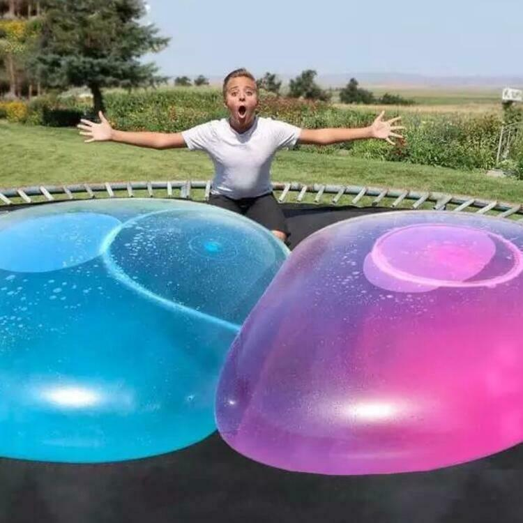 Wubble Bubble Ball Oversized Inflatable Ball Children's Toy Bouncy Ball Water