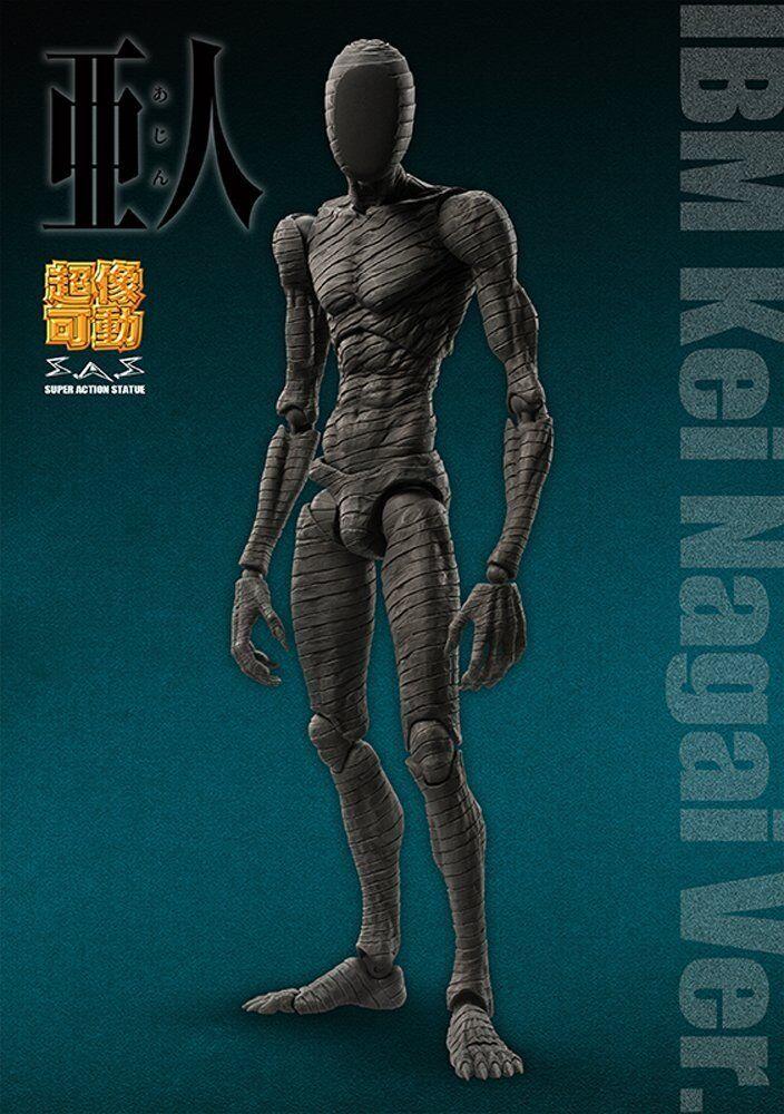 Super Action Statue  ajin  demi-humains IBM Kei Nagai Ver. Sato Ver.  détaillant de fitness