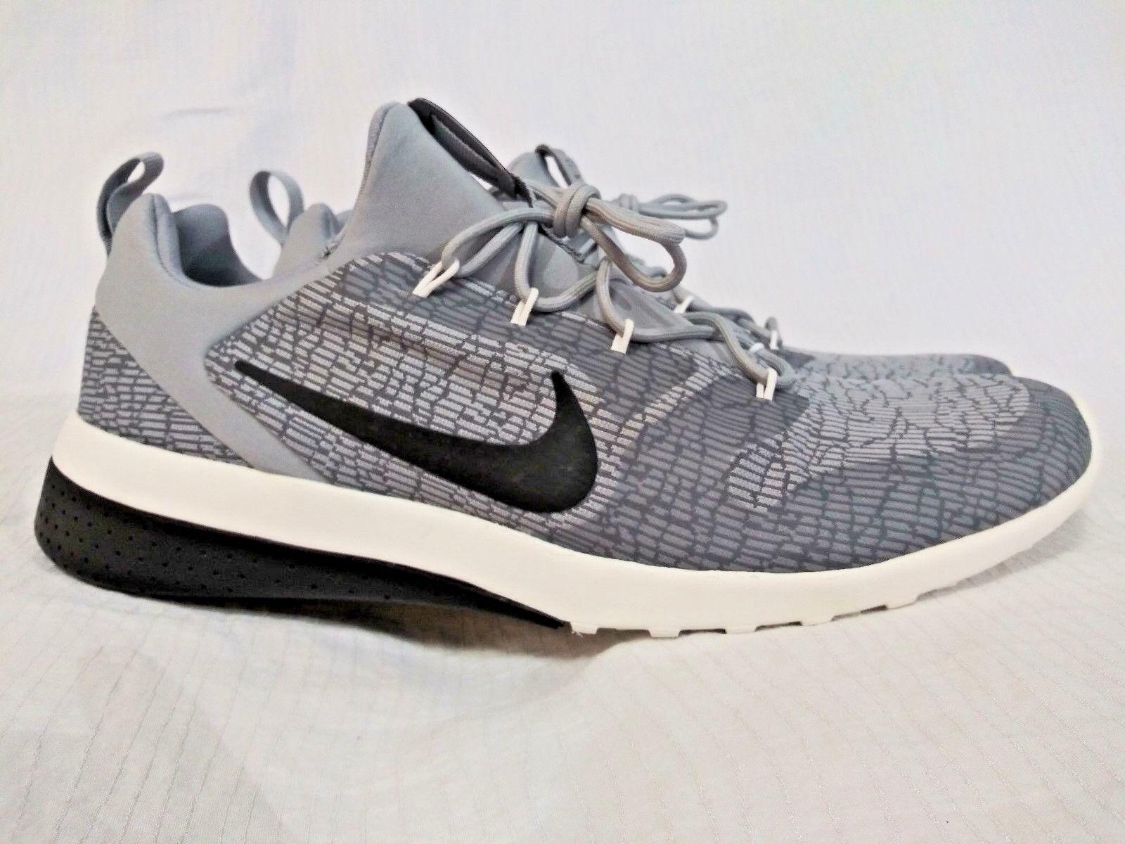 Nike Shoes Men's CK Racer Size 10 cool grey black wolf grey  916780 003