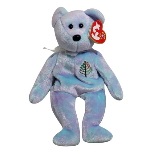 MWMT Bear 4 seasons collection Ty Beanie Baby Issy Dallas