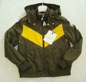 Giubbotto-MONCLER-tg-8-10-14-anni-abbigliamento-originale-bambino-nuovo-theotime