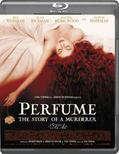 New-Perfume-The-Story-of-a-Murderer-Blu-ray-Region-Free-From-Japan