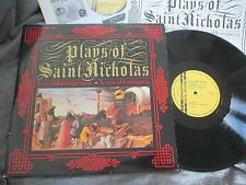 audiophile HUNGAROTON DIGITAL 2LP JATEKOK Plays of St. Nicholas SCHOLA HUNGARICA