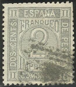 EDIFIL-116-2-centimos-1872-usado-Rombo-de-puntos