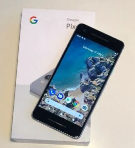 Google-Pixel-2-64GB-Kinda-Blue-Ohne-Simlock-Smartphone-TOP-ZUSTAND-Z533