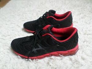 Baskets Asics gel quantum 360 5 Taille 46.5 Black speed red1021A113