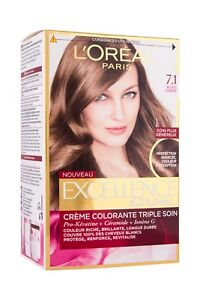 Loreal Excellence Creme 71 Blond Cendre 3054080076384 Ebay