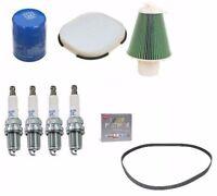 2000-2009 Honda S2000 Tune Up Kit Air Oil Cabin Filters Plugs Belts