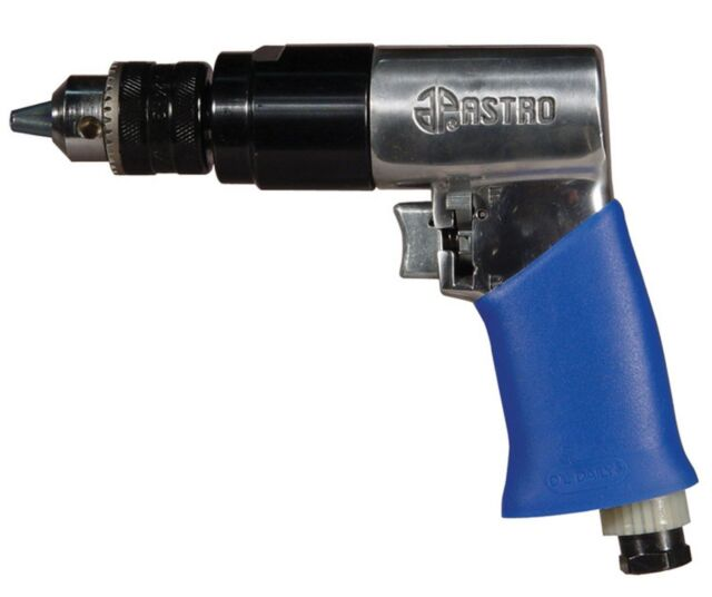 Air Tools 3/8AIR OPERATED REVERSIBLE DRILL  1,800RPM