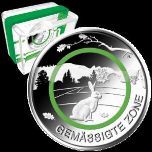 ALLEMAGNE 5 Euro Zone Climatique Atelier J 2019 Proof