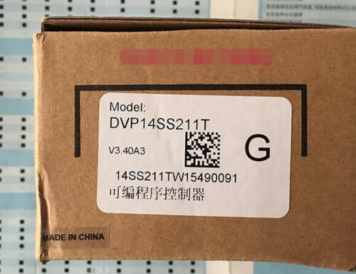 1PC NEW DELTA  DVP14SS211T IN BOX FREE SHIPPING