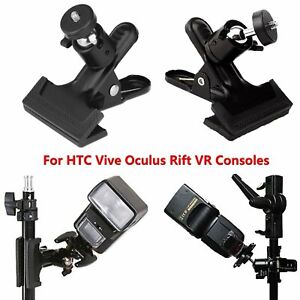 For-HTC-Vive-Oculus-Rift-VR-Console-Sensor-Base-Station-Clamp-Quick-Release