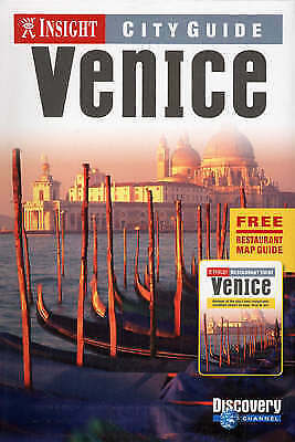 """AS NEW"" Venice Insight City Guide (Insight City Guides), Bell, Brian, Book"