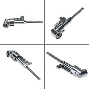 "Winkelschrauber-Vorsatz 105 Grad 1//4/"" Bit Winkelaufsatz Winkelgetriebe Akku-Bohr"