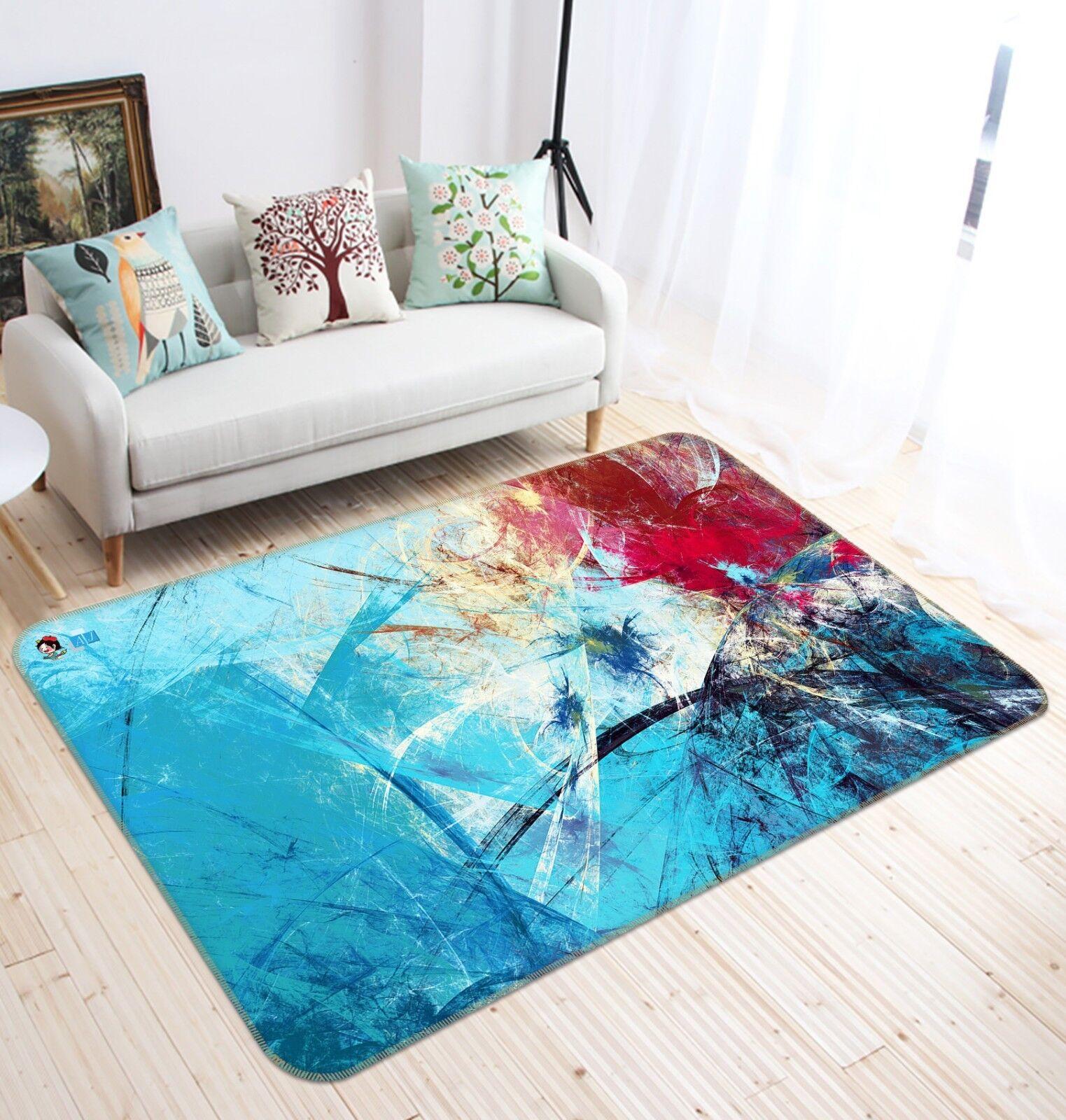 3D Original Design 4 Non Slip Rug Mat Room Mat Quality Elegant Photo Carpet AU
