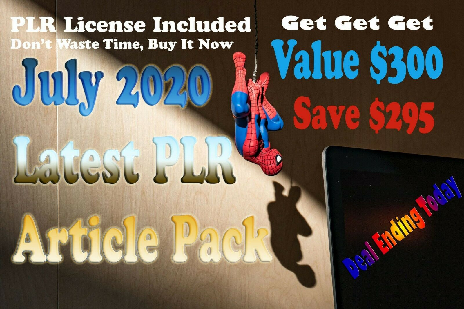 PLR Article Pack Latest July 2020