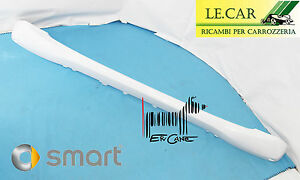1 PARAURTI ANTERIORE BIANCO LUCIDO SMART FORTWO 453 2 PORTE 11//2014 /> ORIGINALE