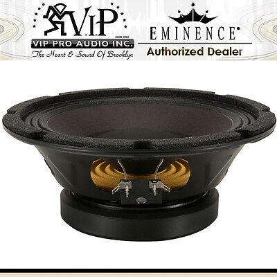 "Eminence Alpha-8A 8"" Mid-Bass Woofer 250W Mid-Range Pro Audio Speaker 8-Ohm NEW"