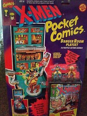 Toybiz Marvel X-Men captive Sabretooth du Danger Room Set