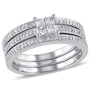 Amour-3-8-CT-TW-Diamond-Beaded-Bridal-Set-in-10k-White-Gold