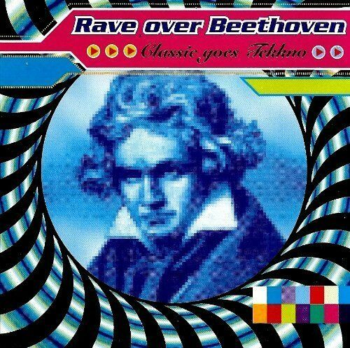 A-Team | CD | Rave over Beethoven-Classic goes tekkno