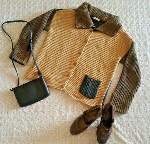 Cappotto York Wear New Raro Winters Medium Margaret Donna Maglione invernale EqvIIf