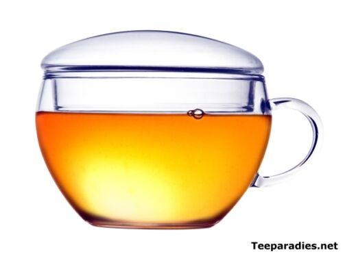 "Original /""Creano teelini Verre-Tasse à Thé avec Couvercle 200 ml/"" Thé Teeparadies-NET"
