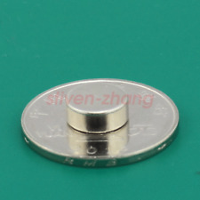 50pcs 9mm X 4mm Rare Earth Strong Neo Neodymium Disc Magnets Craft Models N50