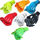 Defeet Dura Glove E-Touch.  Black Cycling Gloves.