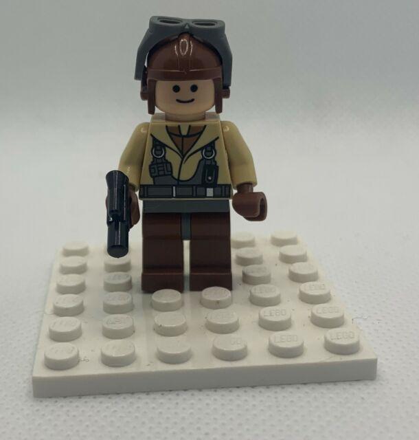7660 GIFT LEGO STAR WARS TAN JACKET NABOO FIGHTER PILOT NEW BESTPRICE