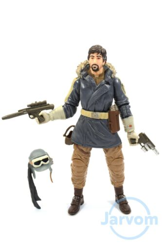 "Star Wars Authentic Black Series 6/"" Inch #23 Cassian Andor Eadu Loose Complete"