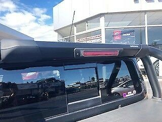 Sportsbar with HMSL (Black) for the new Nissan Navara