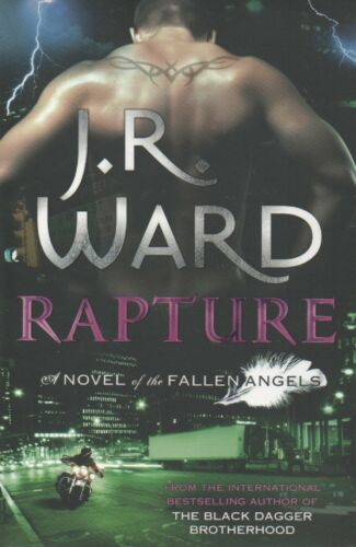 1 of 1 - Rapture by J. R. Ward. BRAND NEW!