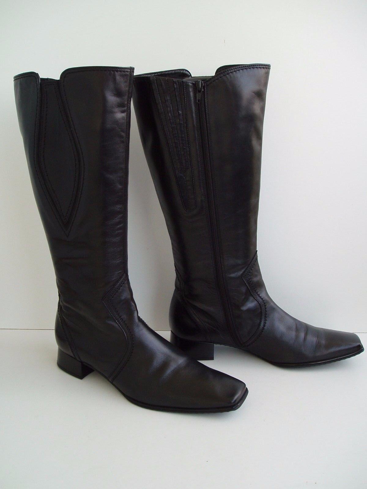 Gabor Damen Leder, Stiefel Größe UK 8, Leder, Damen neu 22e8dc