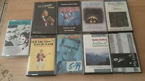 Music-Cassette-Cassette-Tapes-Bundle-variety-of-oldies