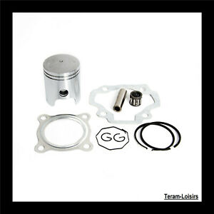 Kit-Piston-Axe-Segments-Circlips-Joints-YAMAHA-Piwi-Peewee-PW-50-NEUF-FRANCE