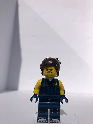 Angry 70835 70826 Smile Rex Dangervest Minifigure The LEGO Movie 2